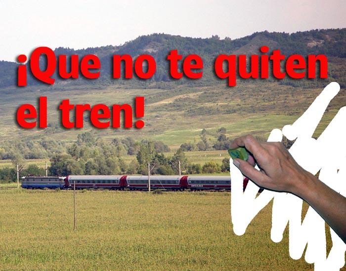 Investigación: Privatización del ferrocarril